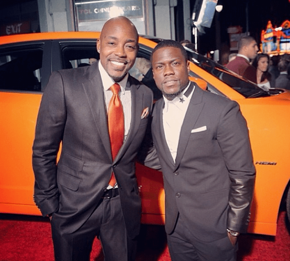 Will Packer (producer) Exclusive Producer Will Packer on putting Ride Along