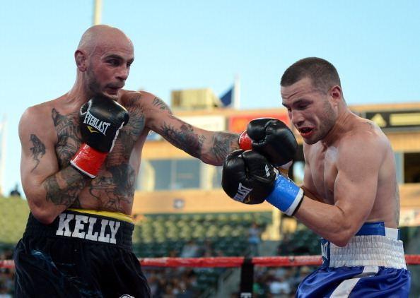 Will Rosinsky Photos Kelly Pavlik vs Will Rosinsky Boxing news