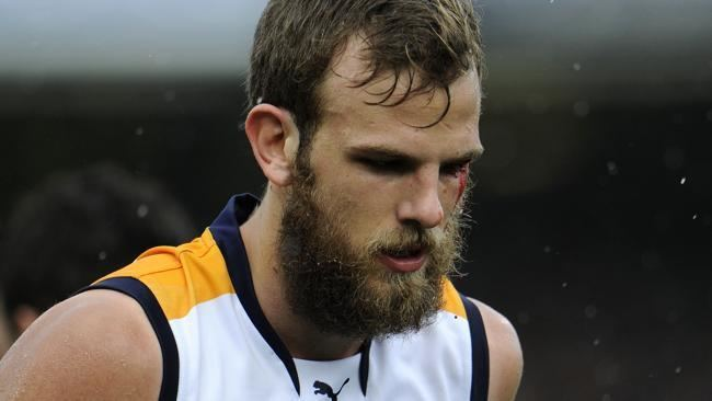 Will Schofield Eagle Will Schofield 39attacked39 in Geelong suffers facial