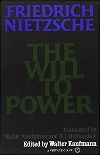 Buy The Will to Power Vintage Book Online at Low Prices in India