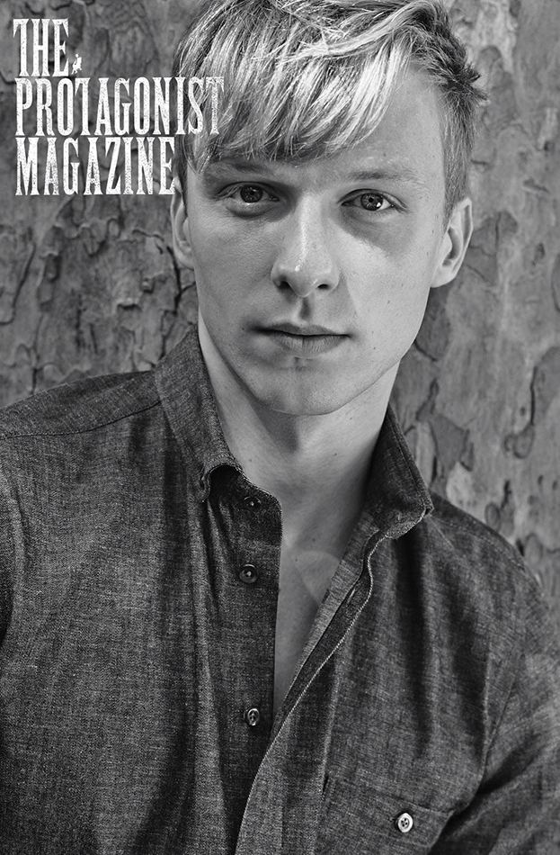 Will Tudor Will Tudor on Being Human The Protagonist Magazine