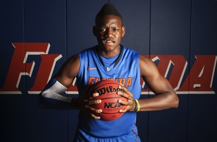 Will Yeguete Gators39 Will Yeguete ready to play center Sports