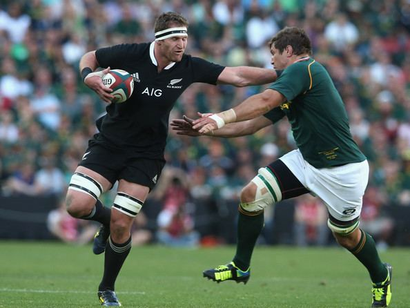 Willem Alberts Kieran Read and Willem Alberts Photos South Africa v New