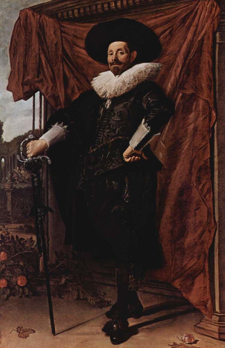 Willem van Heythuysen Posing with a Sword httpsuploadwikimediaorgwikipediacommons77