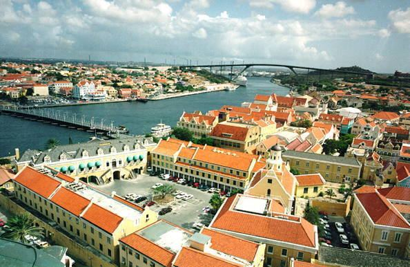 Willemstad in the past, History of Willemstad