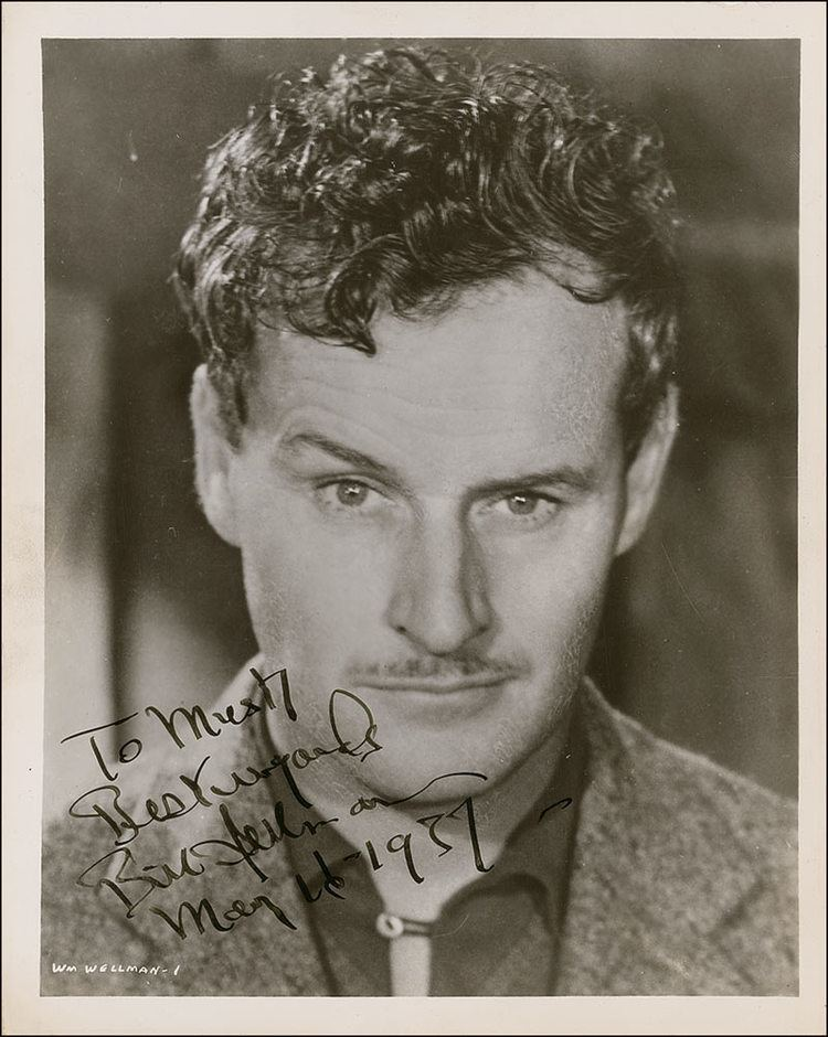 William A. Wellman From the Archives William Wellman by Bertrand Tavernier
