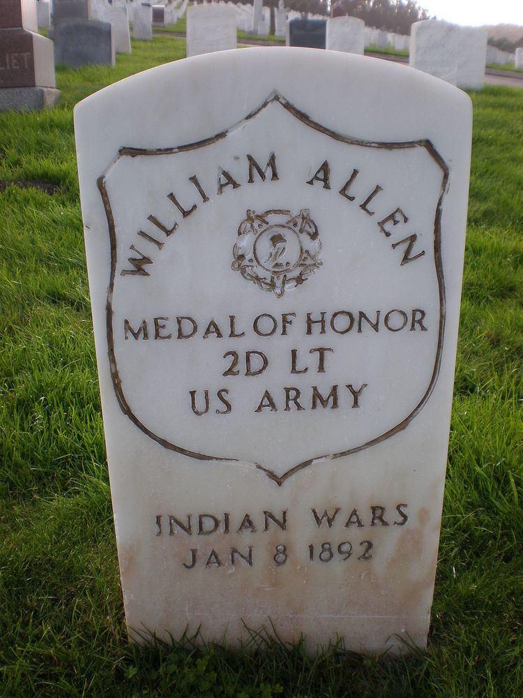 William Allen (soldier) William Allen soldier Wikipedia