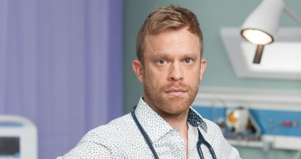 William Beck (actor) Casualty39s William Beck 39Dylan39s set for a fall and he