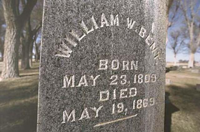 William Bent William Bent timeline Timetoast timelines
