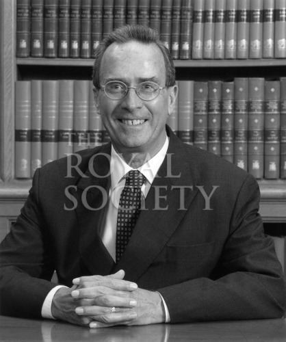 William Bonfield Portrait of William Bonfield Royal Society Picture Library