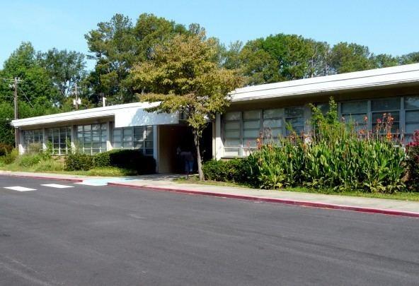 William Bradley Bryant William Bradley Bryant Center Renovation DeKalb County School