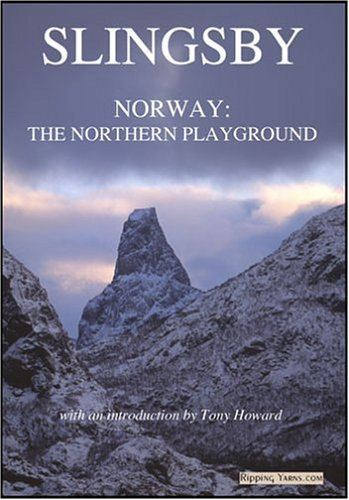 William Cecil Slingsby Norway The Northern Playground WCecil Slingsby Tony