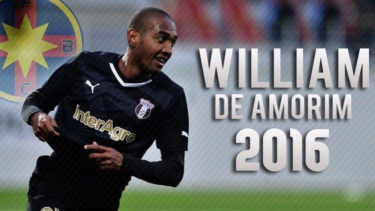 William De Amorim William De Amorim Welcome to Steaua Bucharest 2016 ft