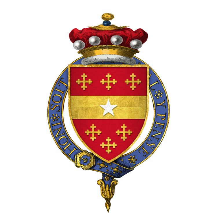 William de Beauchamp, 1st Baron Bergavenny