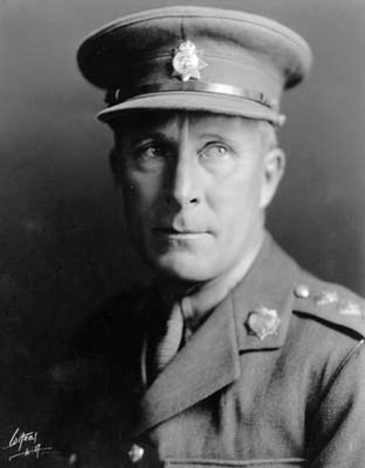 William Desmond Taylor W D TAYLOR IN UNIFORM Looking for Mabel Normand