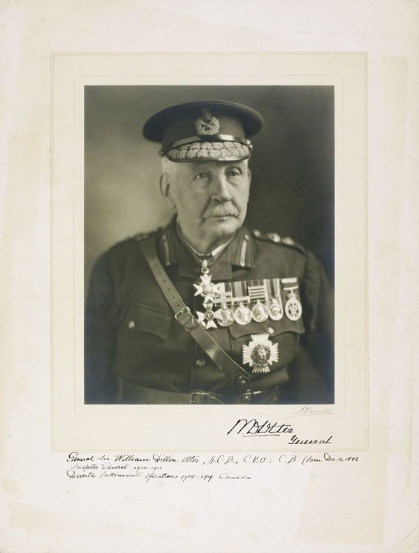 William Dillon Otter Biography OTTER Sir WILLIAM DILLON Volume XV 19211930