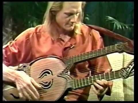 William Eaton (guitarist) William Eaton 1985 Performance Harp Guitar YouTube