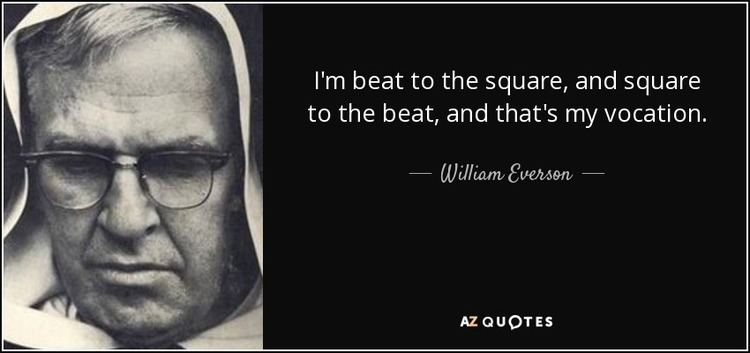 William Everson TOP 5 QUOTES BY WILLIAM EVERSON AZ Quotes