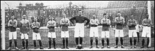 William Foulke (footballer) - Alchetron, the free social encyclopedia