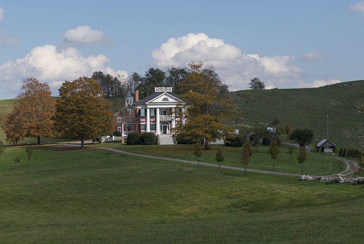 William Gaston Caperton Jr. House