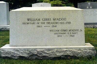William Gibbs McAdoo William Gibbs McAdoo United States Senator