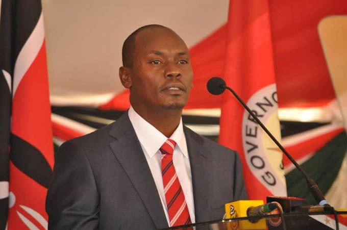 William Gitau Happy Mothers Day from GovWilliam Gitau Kabogo Samrack Media
