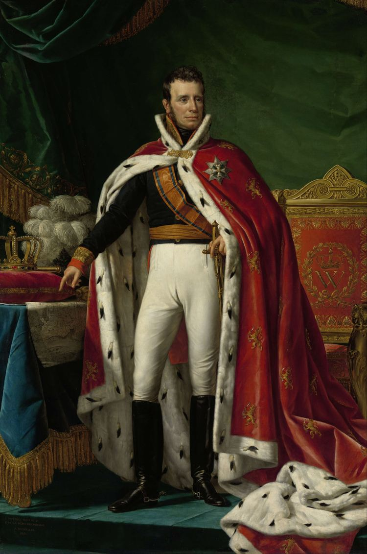William I of the Netherlands William I of the Netherlands Wikipedia the free