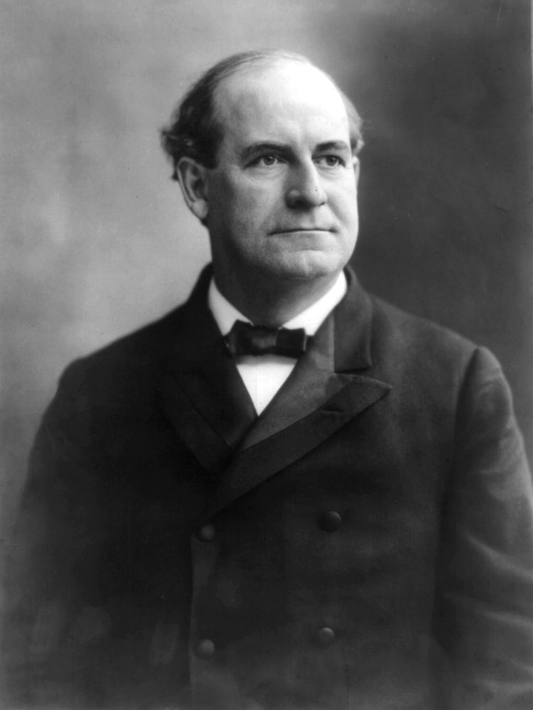 William Jennings Bryan httpsuploadwikimediaorgwikipediacommons88