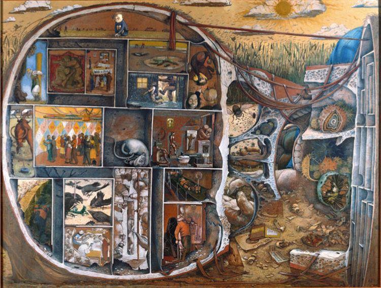 William Kurelek About the Film William Kurelek39s The Maze