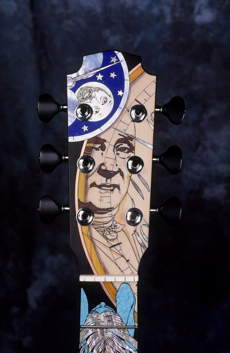 William Laskin William Laskin Guitars Hand built Instruments for sale