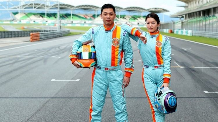 William Lok (racing driver) Actressmodel Christine Kuo and William Lok are the hottest Hong