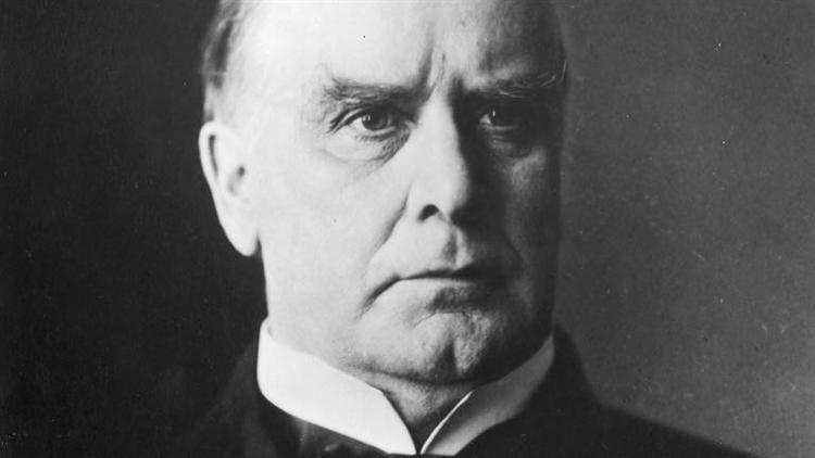 William McKinley William McKinley US President Biographycom