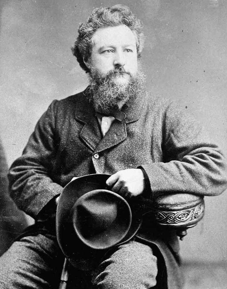 William Morris PortraitofWilliamMorrisjpg