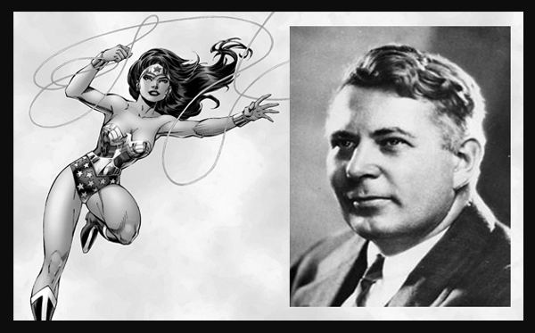 William Moulton Marston Step aside Wonder Woman is here Miss Dee STyle