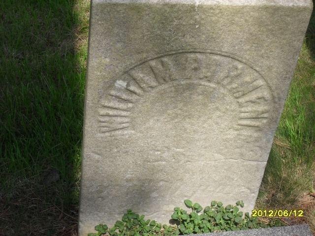 William Parment William Parment 1782 1852 Find A Grave Memorial