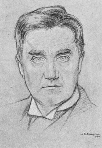 William Rothenstein February 2013