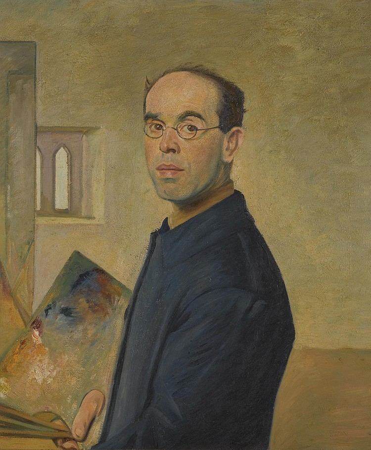 William Rothenstein Sir William Rothenstein Works on Sale at Auction