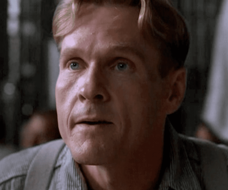 William Sadler (actor) Ross and Nightmares39 Celebrity Interviews William Sadler
