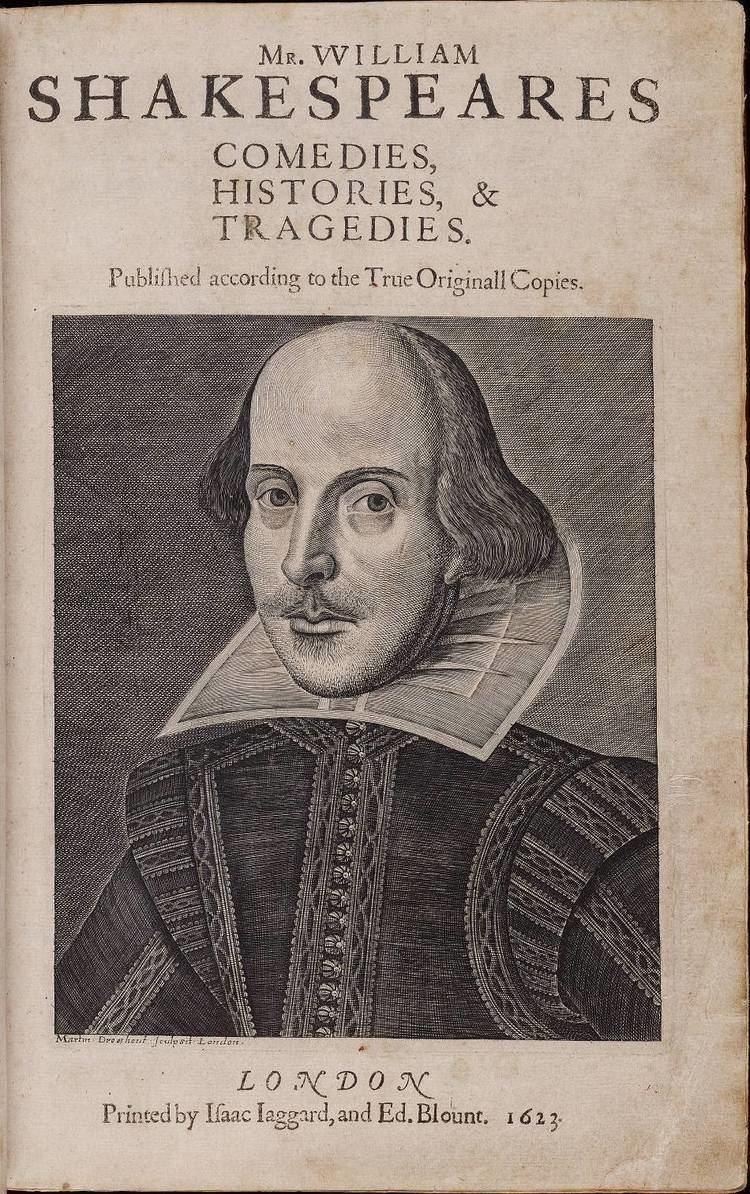 William Shakespeare William Shakespeare Wikipedia the free encyclopedia