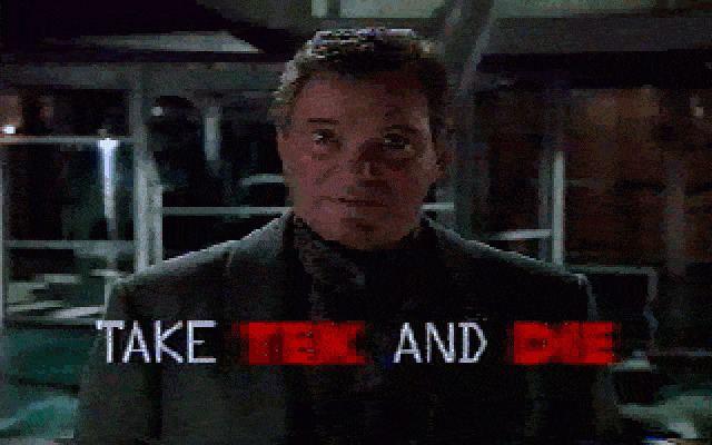William Shatner's TekWar Download William Shatner39s TekWar My Abandonware