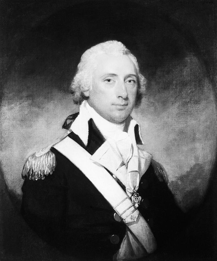 William Stephens Smith William Stephens Smith Photograph by Granger