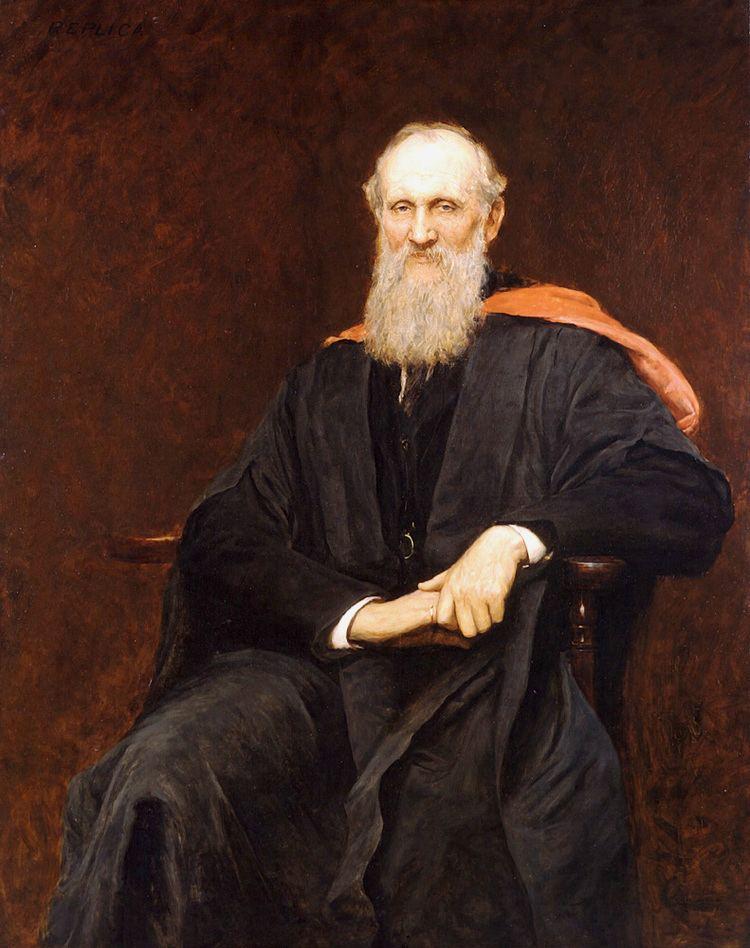 William Thomson, 1st Baron Kelvin William Thomson 1st Baron Kelvin Wikipedia the free