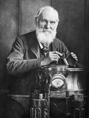 William Thomson, 1st Baron Kelvin William Thomson Baron Kelvin Scottish engineer
