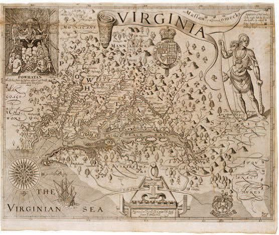 Williamsburg, Virginia in the past, History of Williamsburg, Virginia