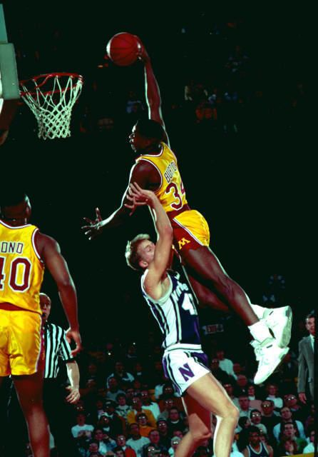 Willie Burton 1994 Willie Burton drops 53 on the Heat a month after