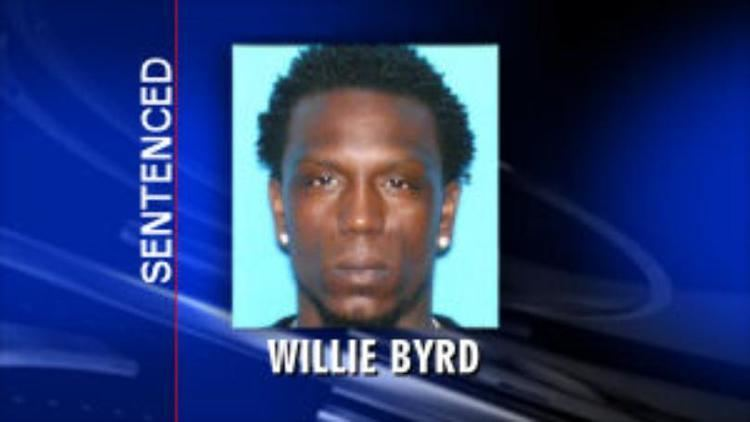 Willie Byrd Willie Byrd Sentenced to 20 Years in Prison