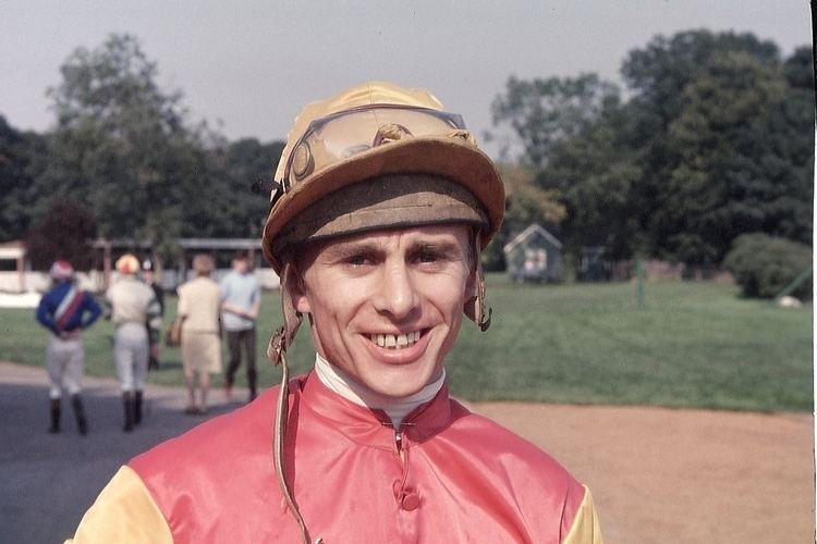 Willie Carson Willie Carson Champion UK Horse Racing Jockey Horse