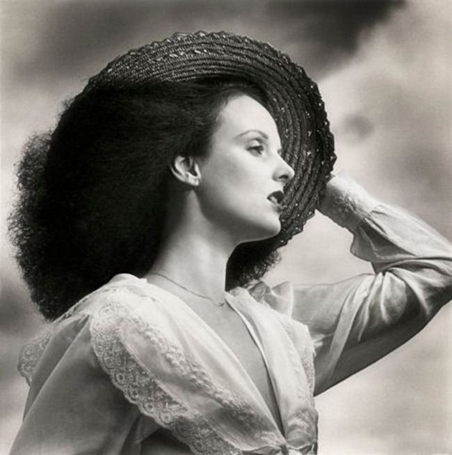 Willie Christie WE GRACE CODDINGTON Grace in Straw Hat by Photographer
