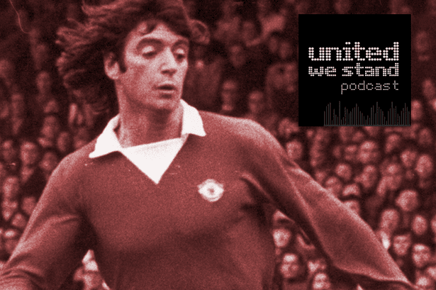 Willie Morgan United We Stand 57 Manchester United hero Willie Morgan