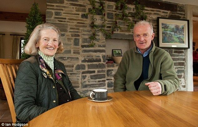Willie Mullins Meet Willie Mullins the master trainer who has had 41 winners at